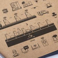 Иконки для умной газовой системы