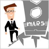 Марс и бизнесмены