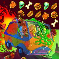 Scooby Doo игровые объекты и ачивки