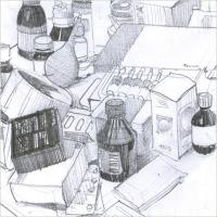 Жизнь в бутылочках