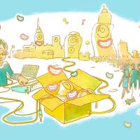 Иллюстрация для Radiobox