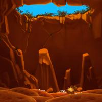 Пиратская пещера