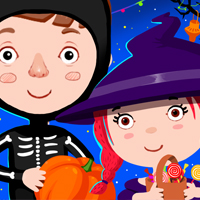 Halloween для KidSquare
