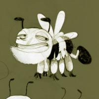 Разработка персонажей для игры про насекомых
