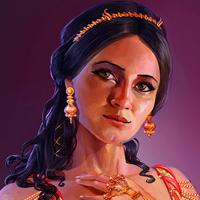 Парвати, персонаж для игры