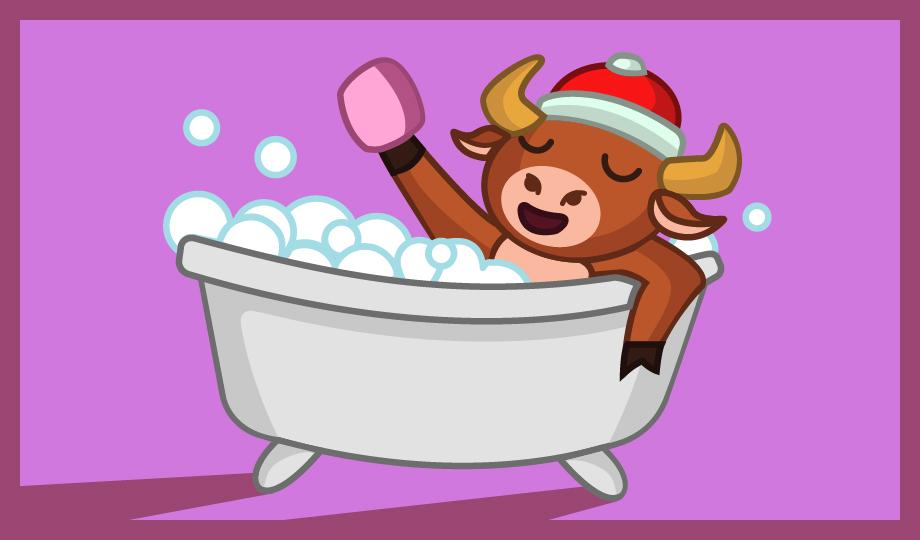 Создать рисунки быков, символа 2021 года, для реализации в м фото f_2365eff3c4677a68.jpg