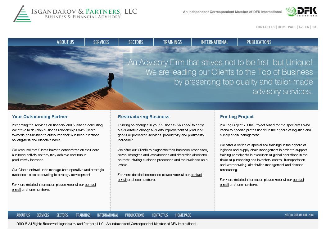 Isgandarov & Partners