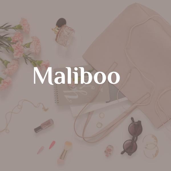 Разработка дизайна ИМ Maliboo