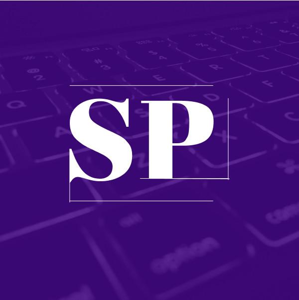 Дизайн сайт портфолио SP