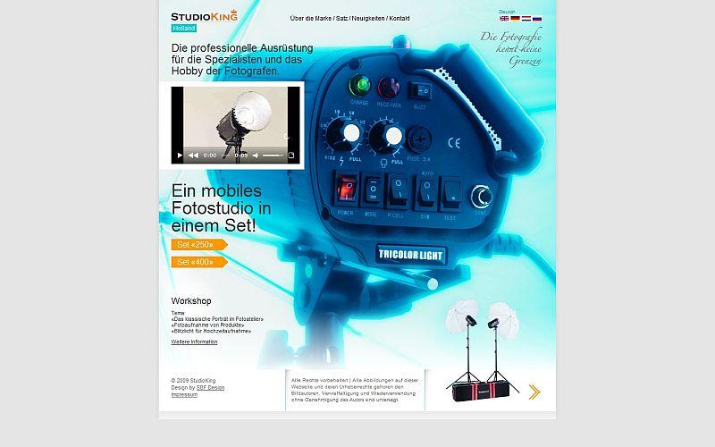 StudioKing - Дизайн студия