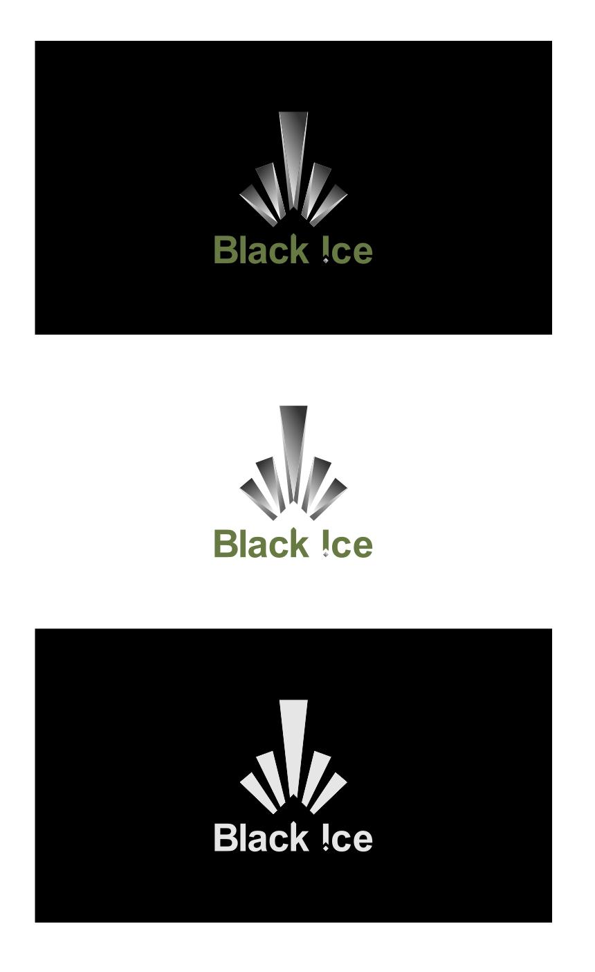 """Логотип + Фирменный стиль для компании """"BLACK ICE"""" фото f_25956df310b024f5.jpg"""