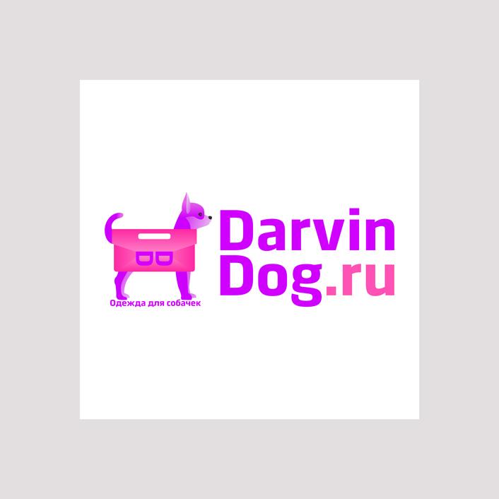 Создать логотип для интернет магазина одежды для собак фото f_547564f11b19319a.jpg