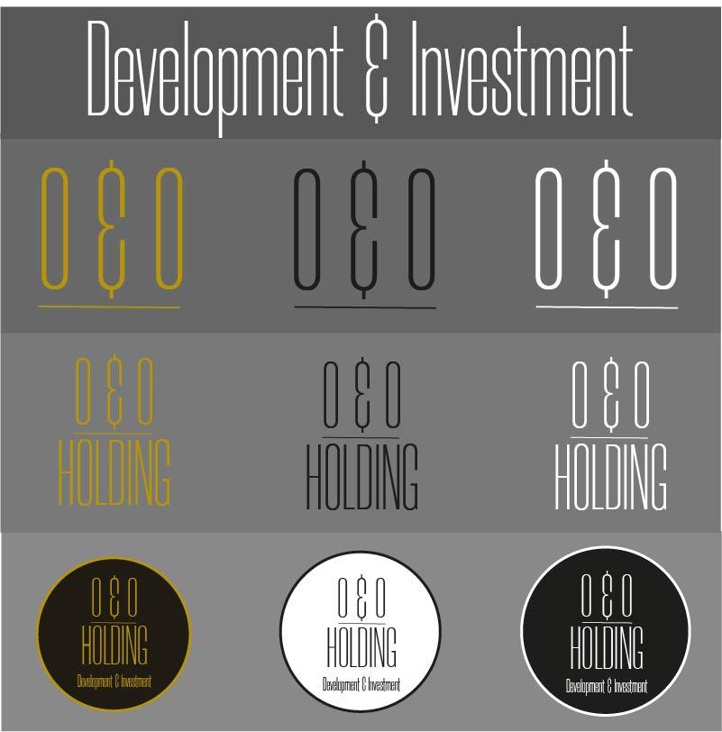 """Разработка Логотипа +  Фирменного знака для компании """"O & O HOLDING"""" фото f_5505c7d69f395a24.jpg"""