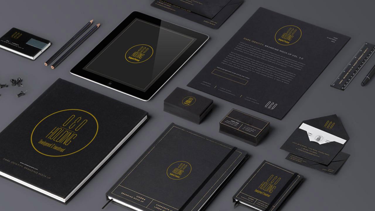 "Разработка Логотипа +  Фирменного знака для компании ""O & O HOLDING"" фото f_9815c7d6a48ce6ec.jpg"