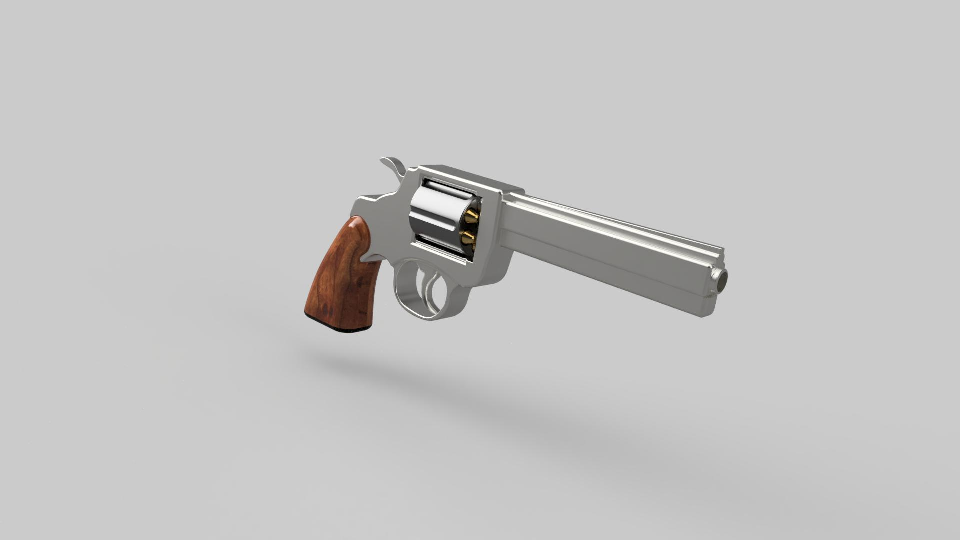 Модель револьвера