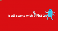 Nescafe Animation Sound Design