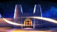 AL JIMI MALL – Саунд дизайн для 3D мэппинг шоу