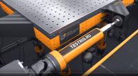 Вибростенд - Саунддизайн для промышленного оборудования (Демо-версия озвучки)