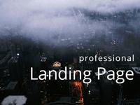 Landing page, современные и эффективные лэндинги!