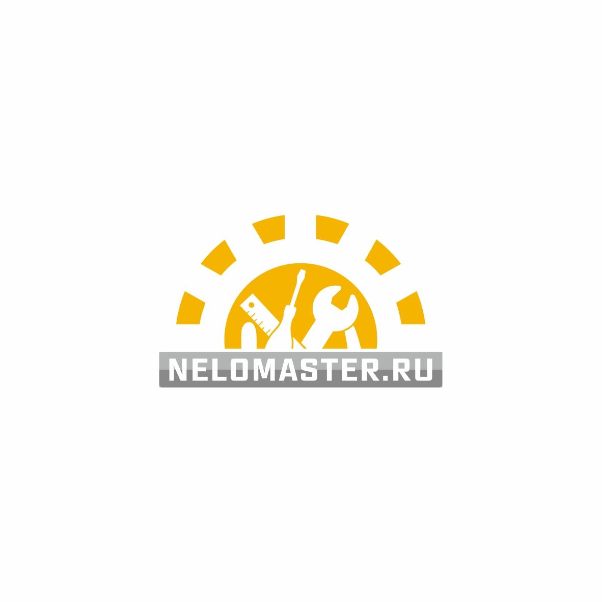 """Логотип сервиса """"Муж на час""""=""""Мужская помощь по дому"""" фото f_5005dc2fee494309.jpg"""