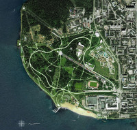 Реконструкция городского парка