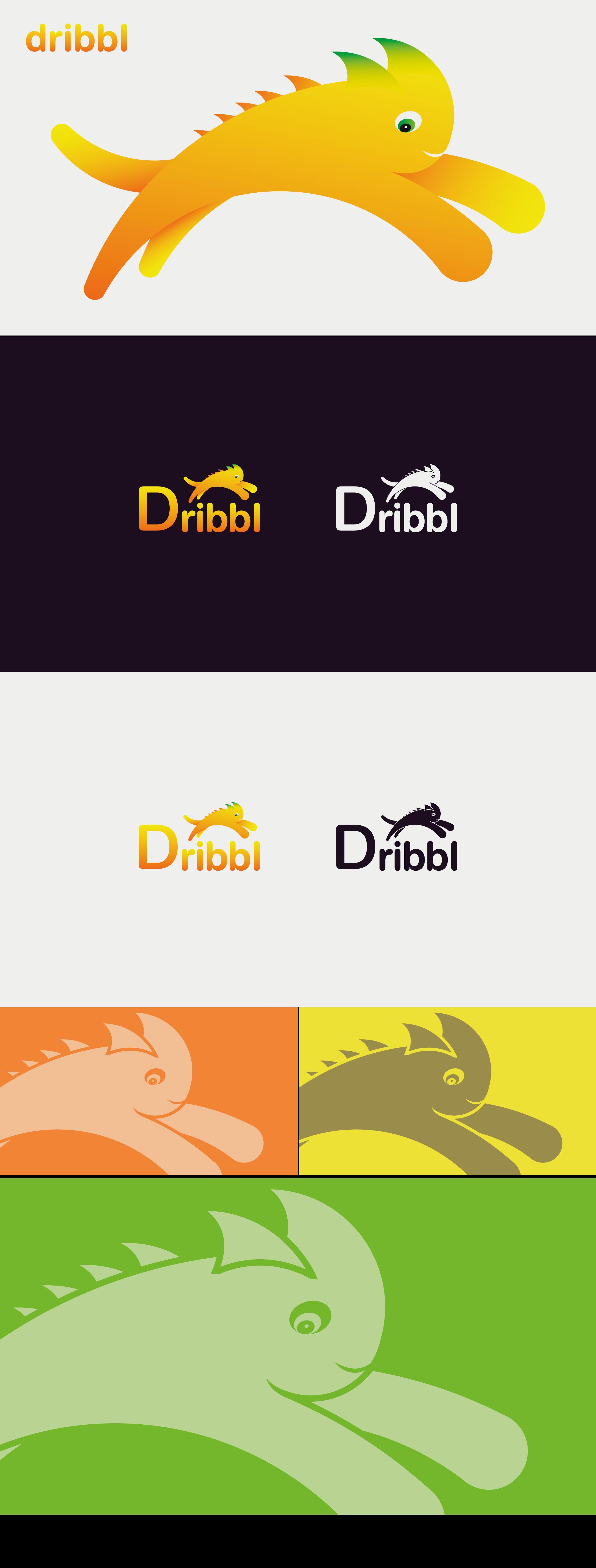 Разработка логотипа для сайта Dribbl.ru фото f_3275a9cc2e4d6751.png