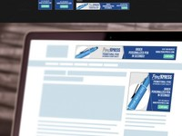 Flash html gif Баннер для вашего сайта