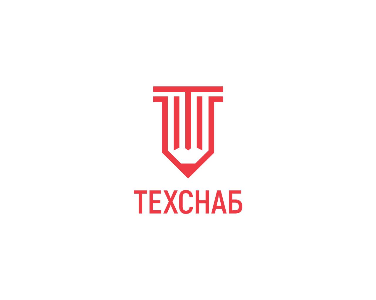 Разработка логотипа и фирм. стиля компании  ТЕХСНАБ фото f_7725b1eb383a895e.jpg
