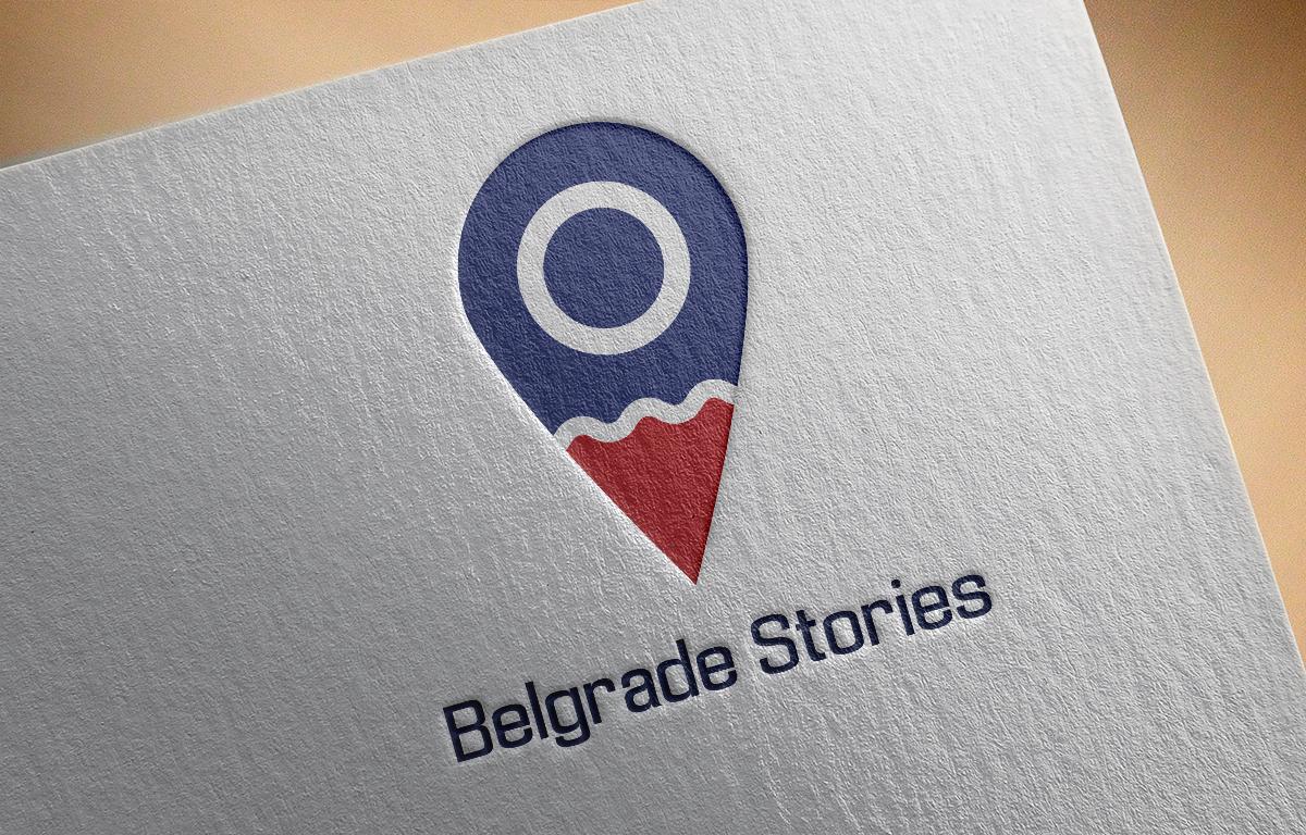 Логотип для агентства городских туров в Белграде фото f_93758909dca3e306.jpg