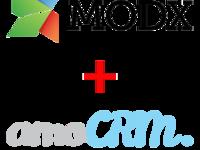 Настрою интеграцию сайта на modx c amo crm (без покупки дополнения)
