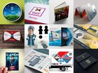 Дизайн буклета, листовки, визитки, логотипа и ФС