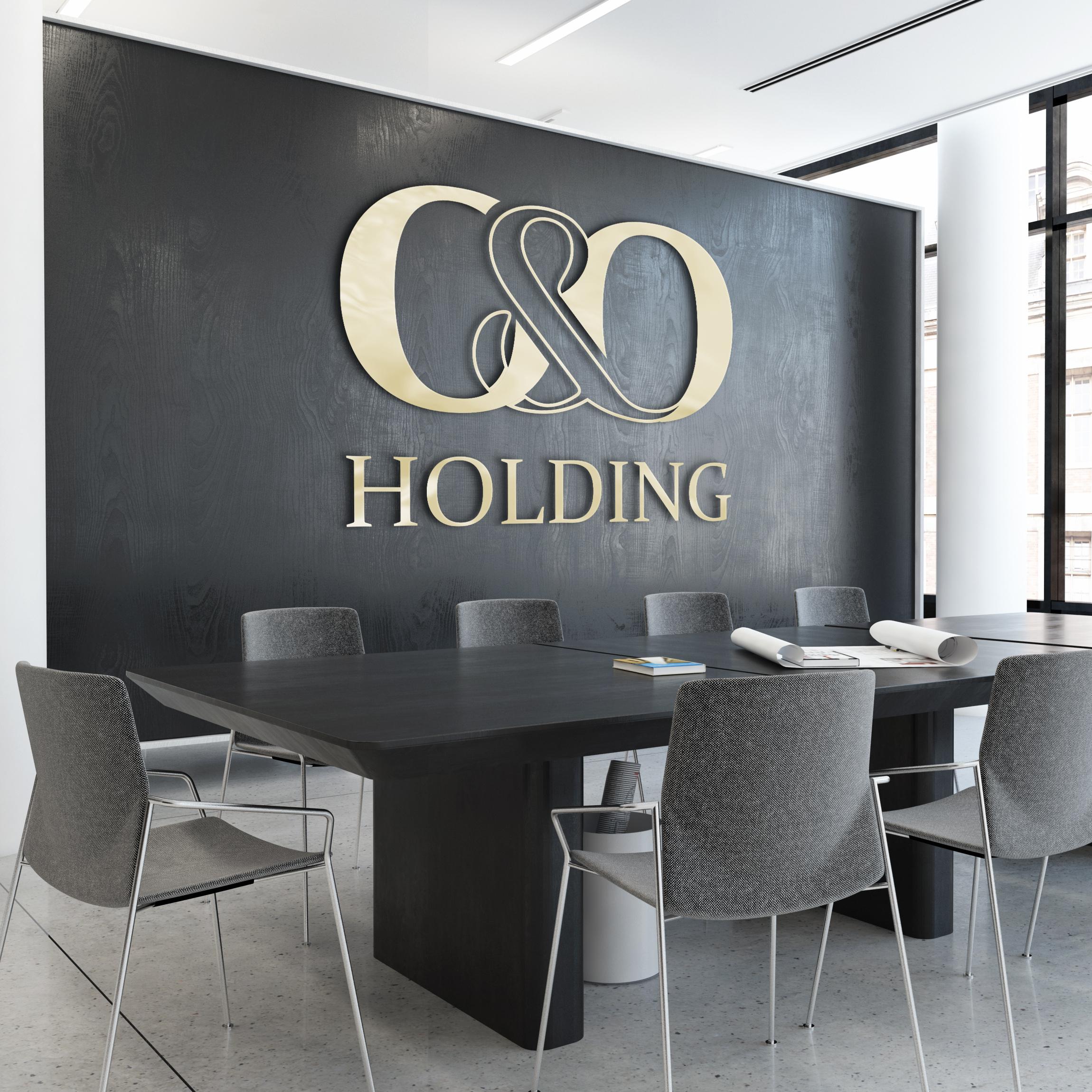 "Разработка Логотипа +  Фирменного знака для компании ""O & O HOLDING"" фото f_1565c7b0444be212.jpg"