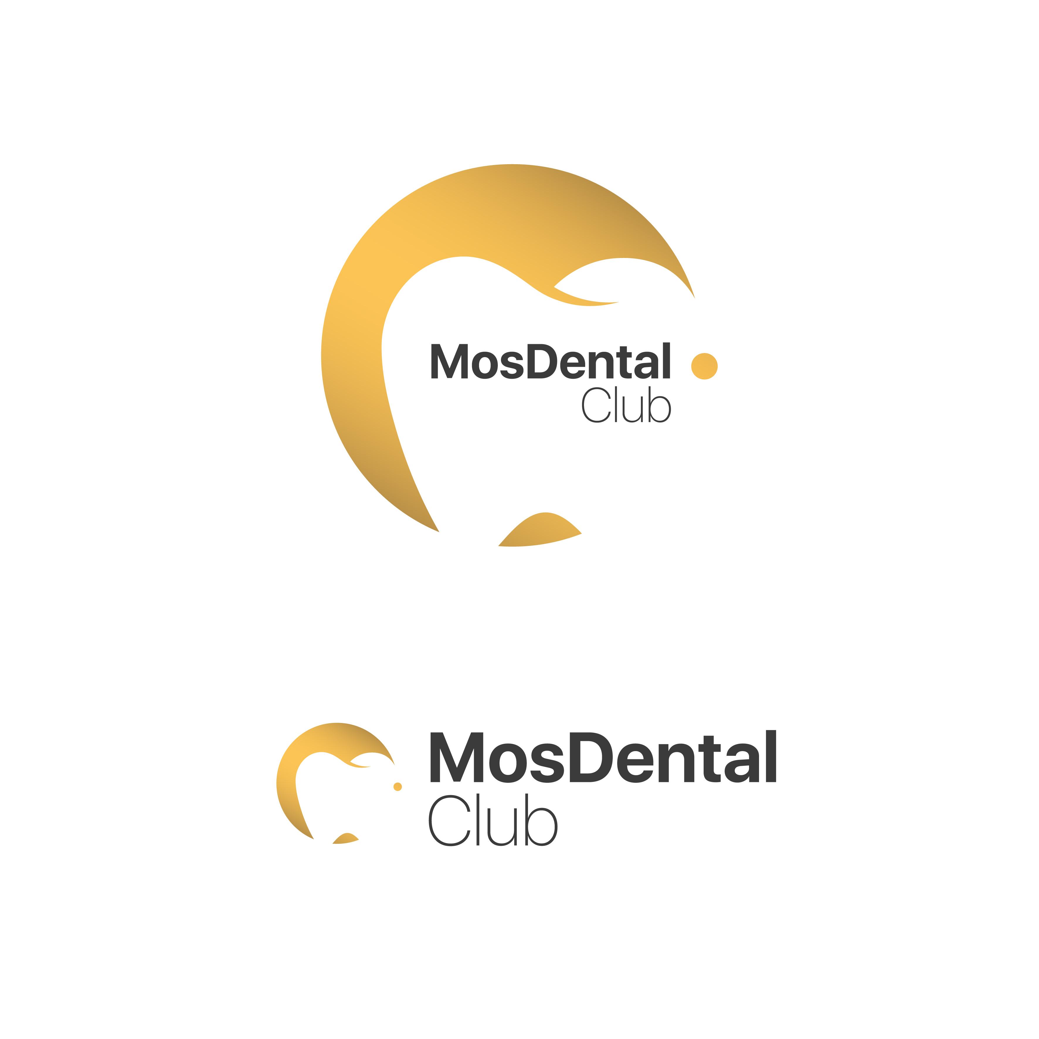 Разработка логотипа стоматологического медицинского центра фото f_2695e45164c1a589.jpg