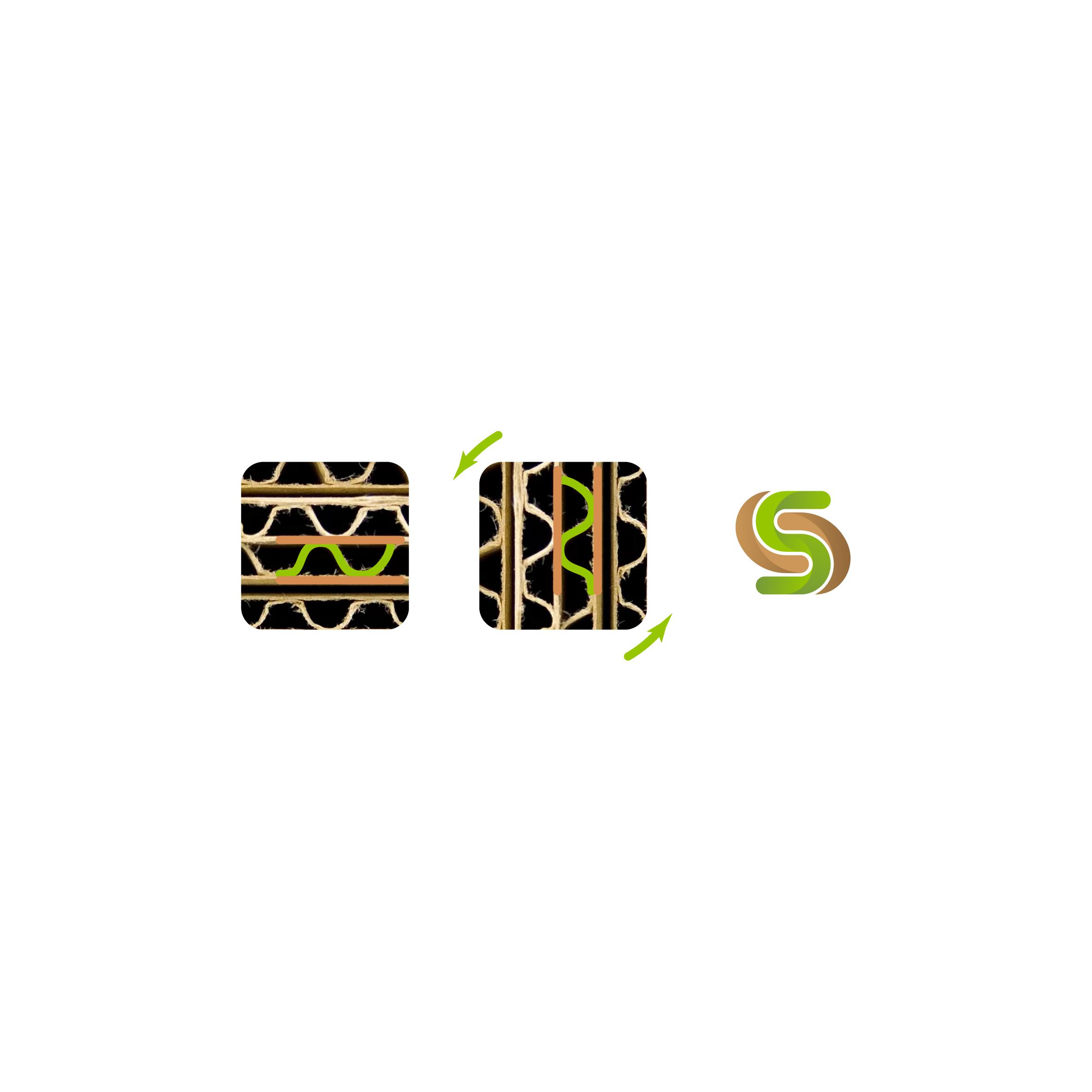 Логотип для компании по реализации упаковки из гофрокартона фото f_2795cde6767ce4ca.jpg