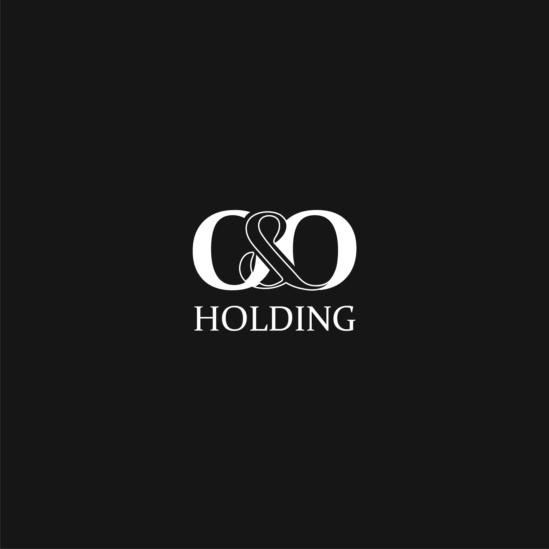 "Разработка Логотипа +  Фирменного знака для компании ""O & O HOLDING"" фото f_3185c7b0440df4ce.jpg"