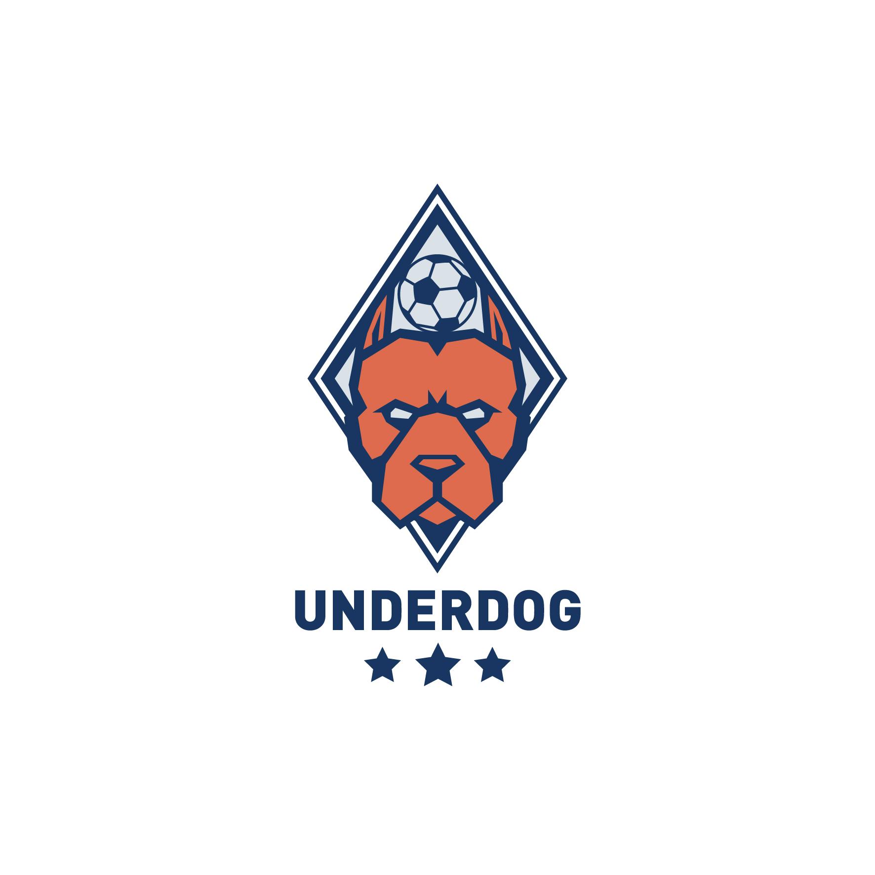 Футбольный клуб UNDERDOG - разработать фирстиль и бренд-бук фото f_3185caf5a47dd8c4.jpg