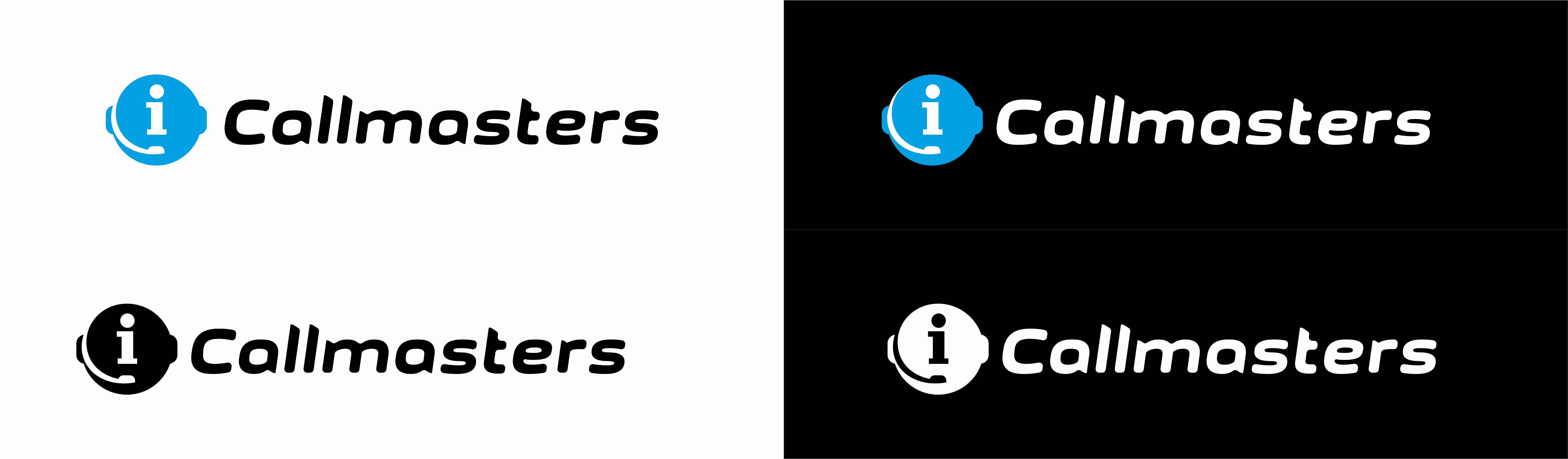 Логотип call-центра Callmasters  фото f_9325b74803e97fb4.jpg