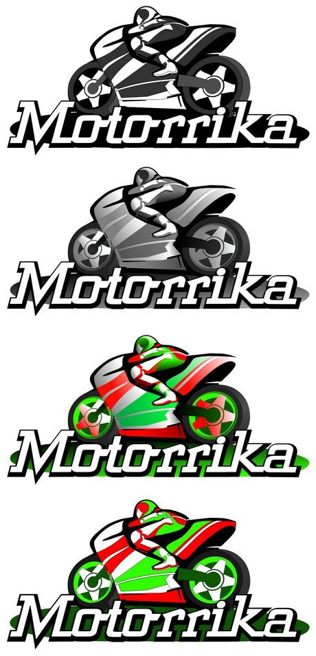 Мотогонки. Логотип, фирменный стиль. фото f_4dceac87ea146.jpg