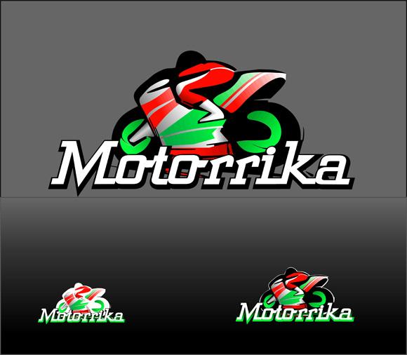 Мотогонки. Логотип, фирменный стиль. фото f_4dcead7272c78.jpg
