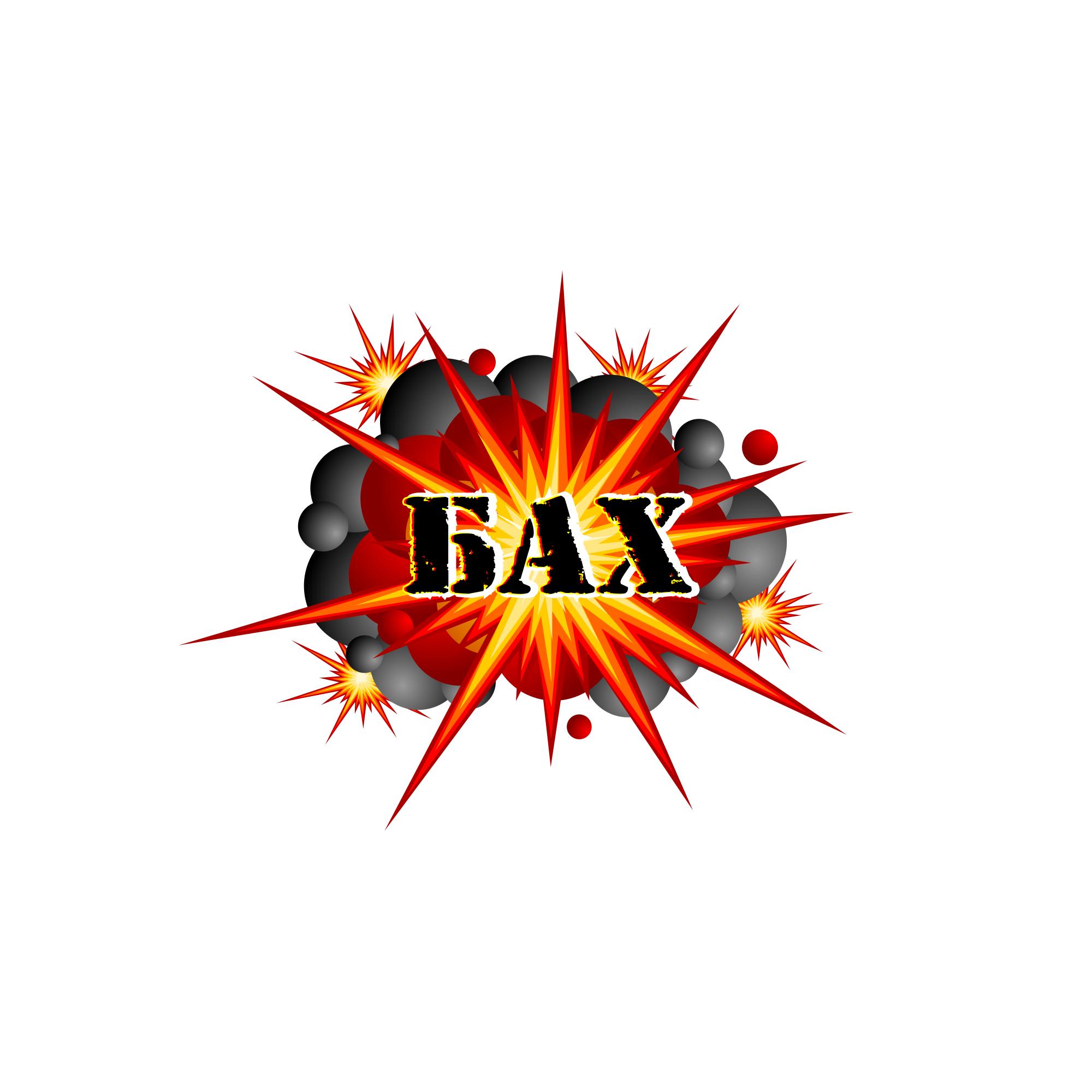 """Разработать логотип и вывеску рок-бару """"Бах"""" фото f_01259b1c003516f8.png"""