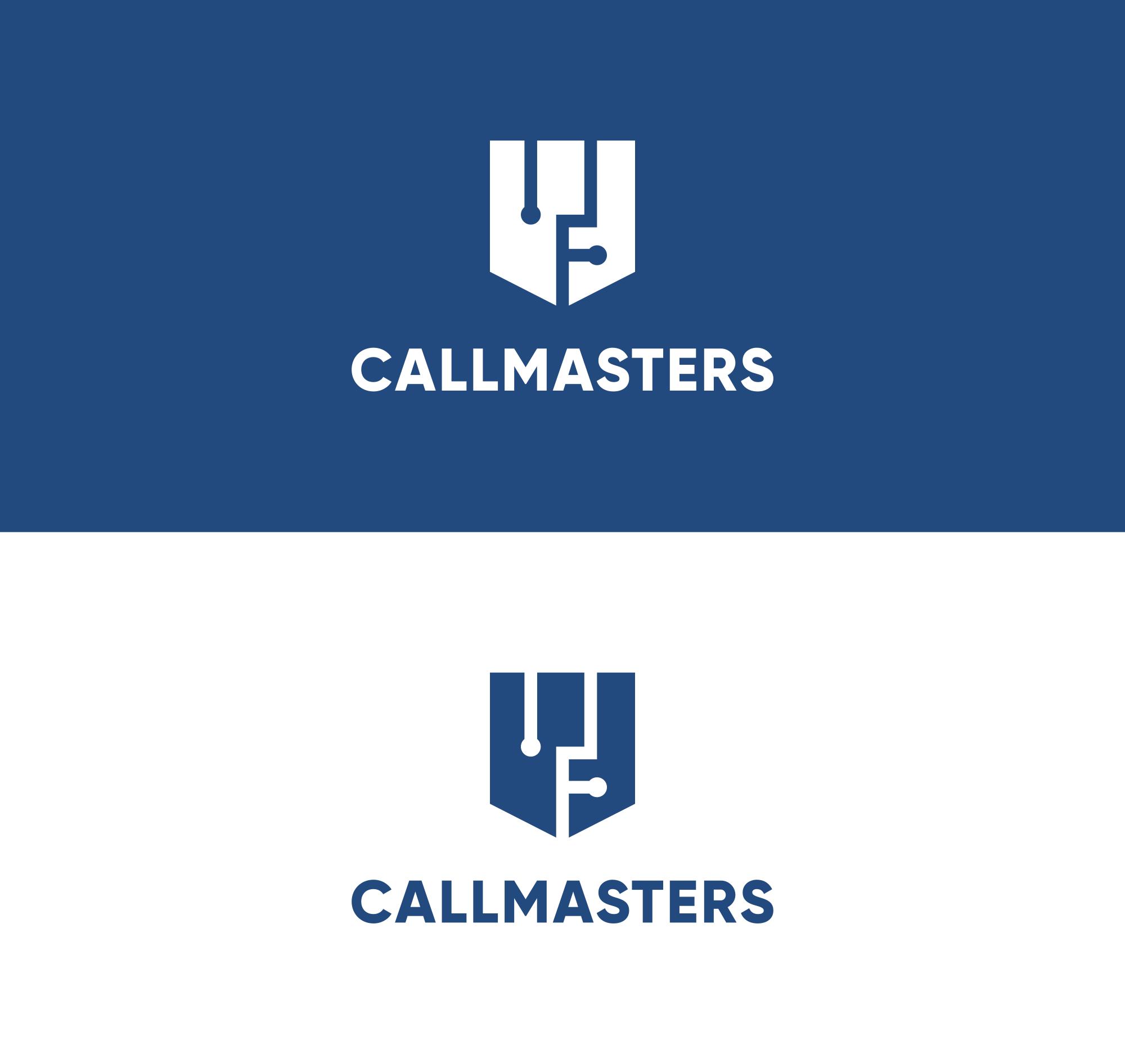 Логотип call-центра Callmasters  фото f_4205b73331033202.png