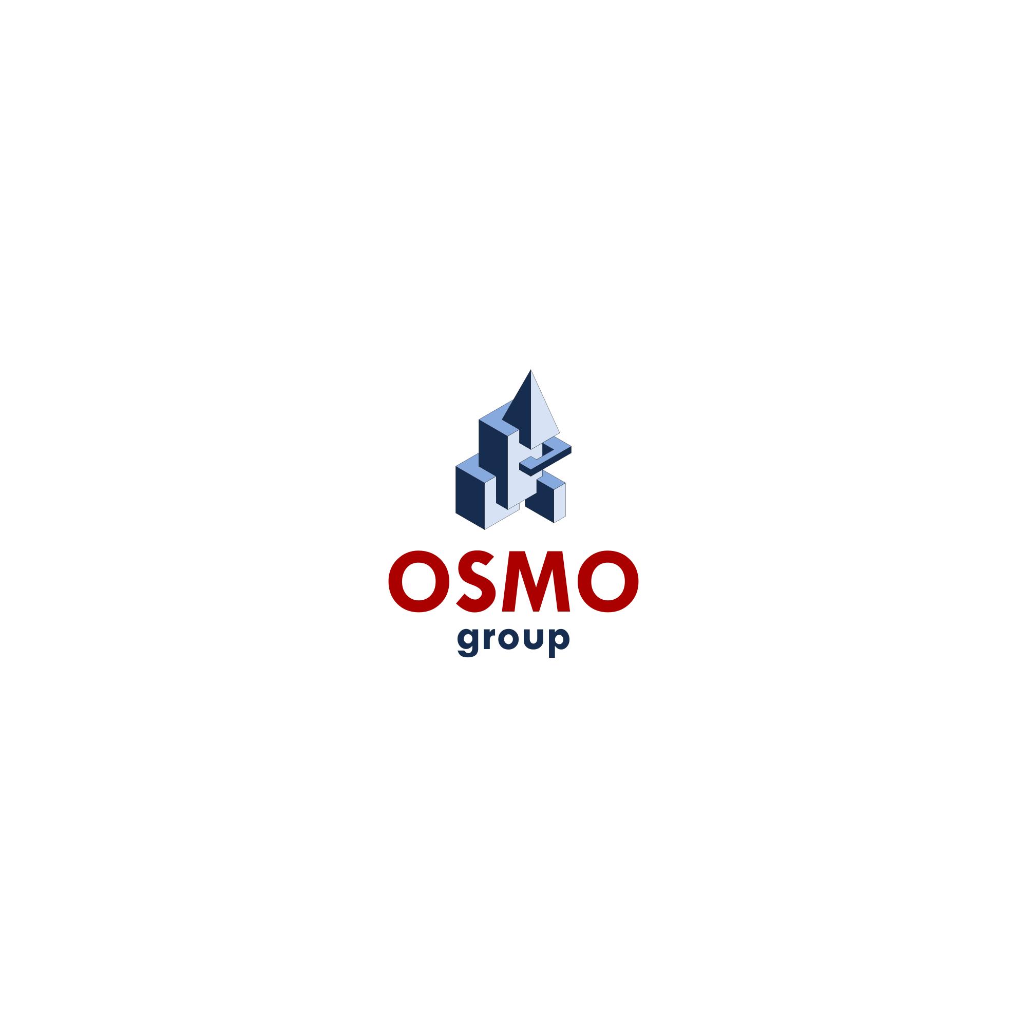 Создание логотипа для строительной компании OSMO group  фото f_70859b58c3e95e17.png