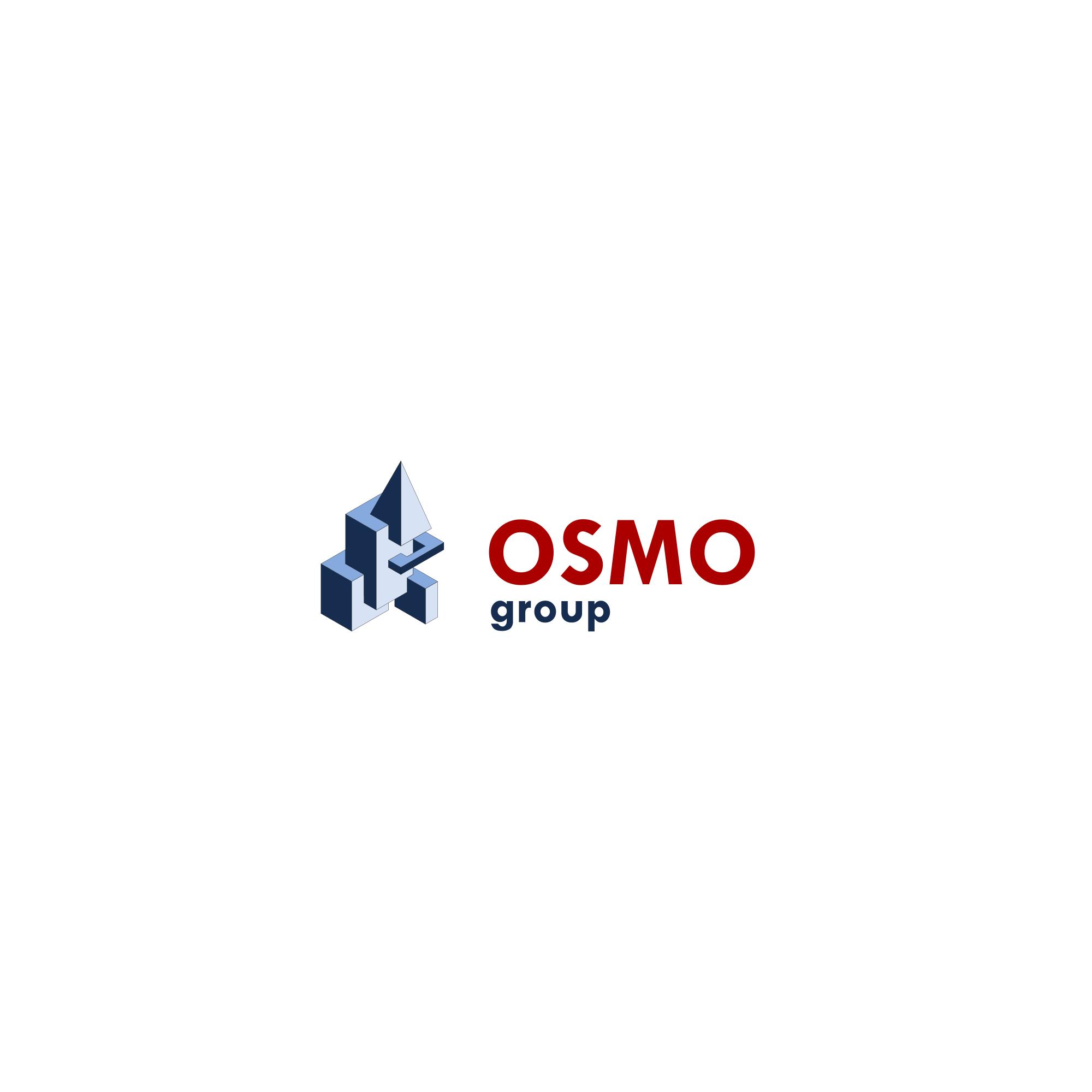Создание логотипа для строительной компании OSMO group  фото f_71359b58c4361b67.png