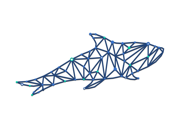 Разработка фирменного символа компании - касатки, НЕ ЛОГОТИП фото f_7245b0426f98d202.jpg