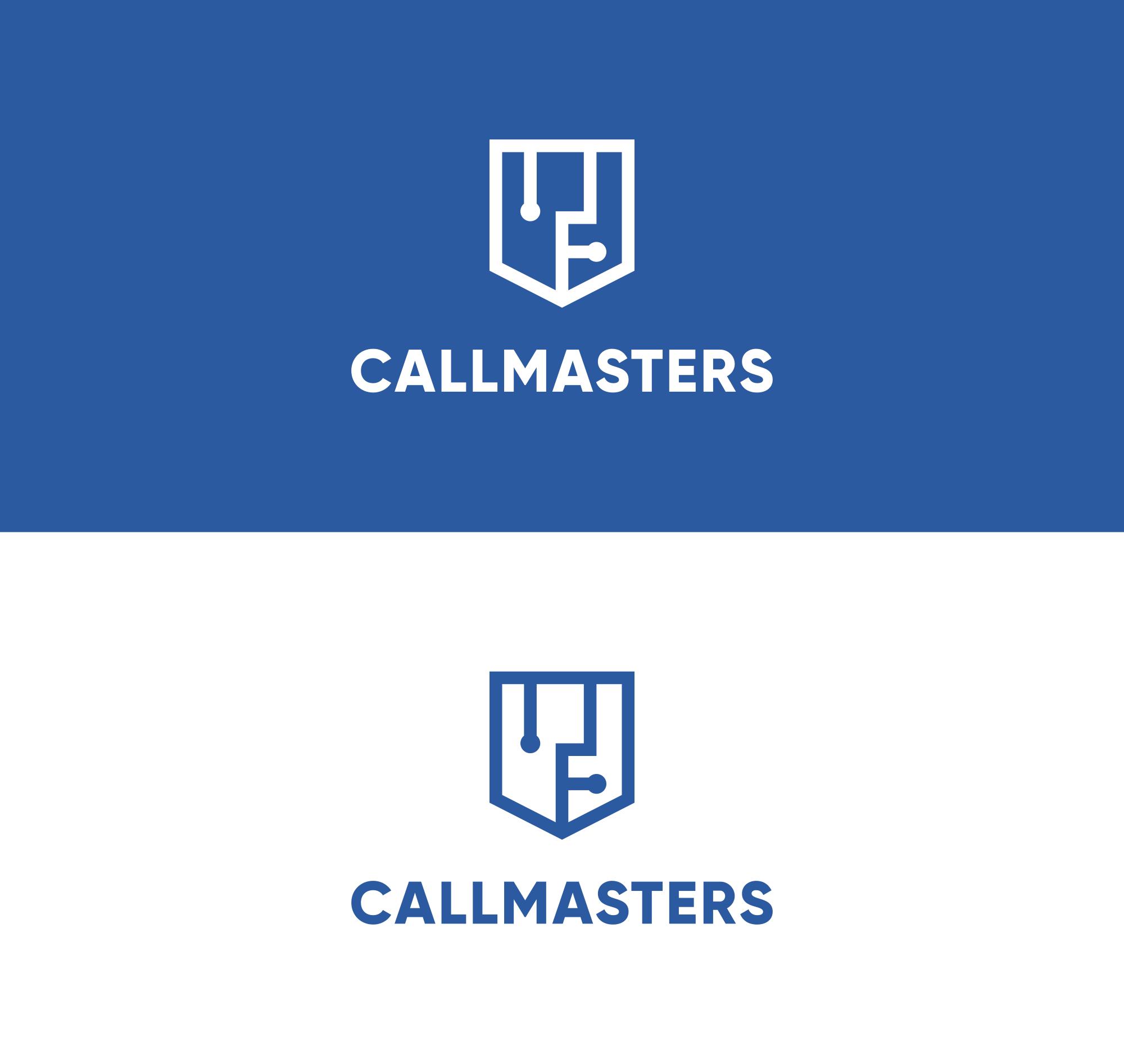 Логотип call-центра Callmasters  фото f_7385b73330bc3dd9.png