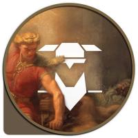 Логотип - Mjolnir