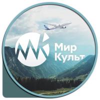 Логотип - МирКульт