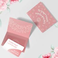 Картхолдер и подарочная карта (Beautyko)