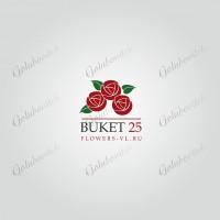 логотип интернет - магазина цветов