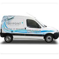 Скайпоинт брендирование авто